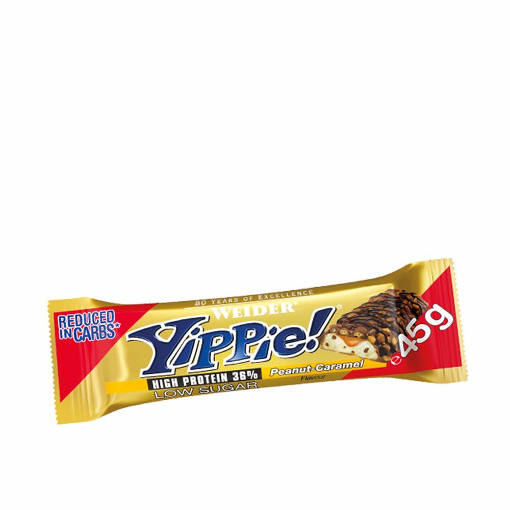 YIPPIE! bar #cacahuete-caramelo