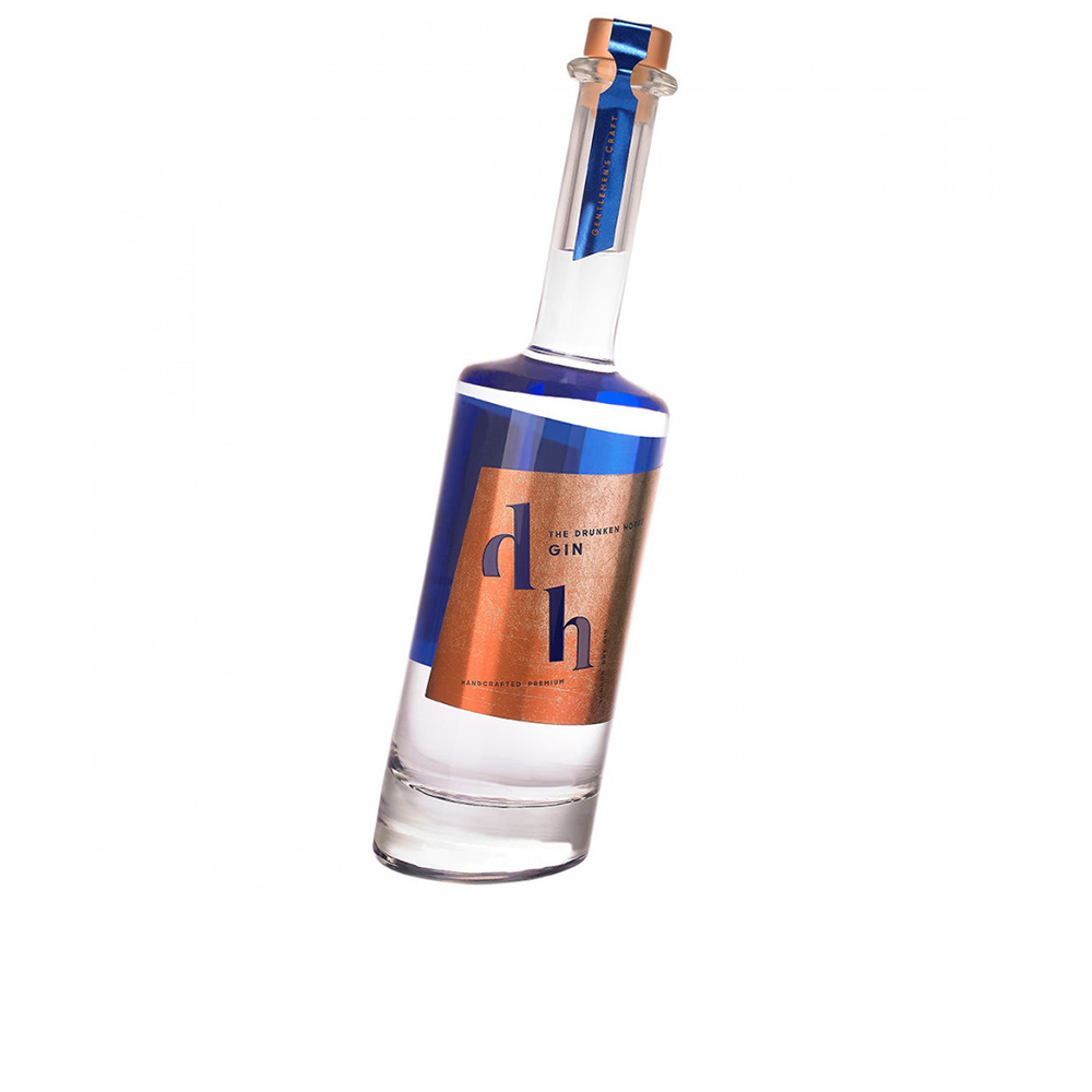 THE DRUNKEN HORSE gin