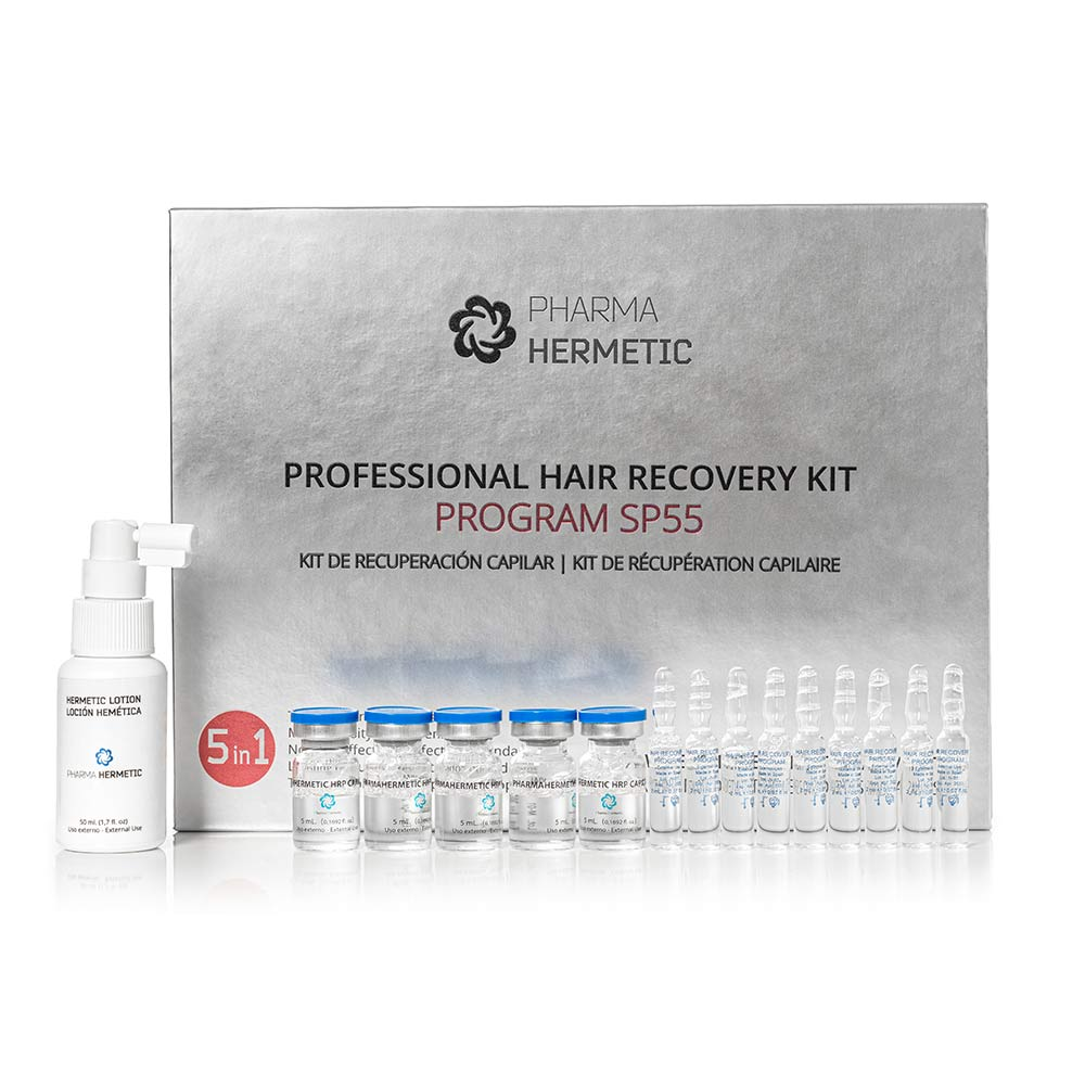 RAM SP55 PROFESSIONAL HAIR RECOVERY SET