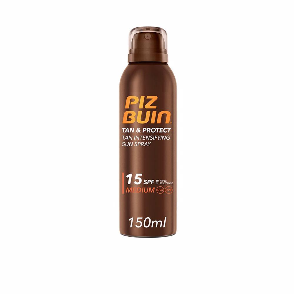TAN & PROTECT INTENSIFYING SPF15 spray