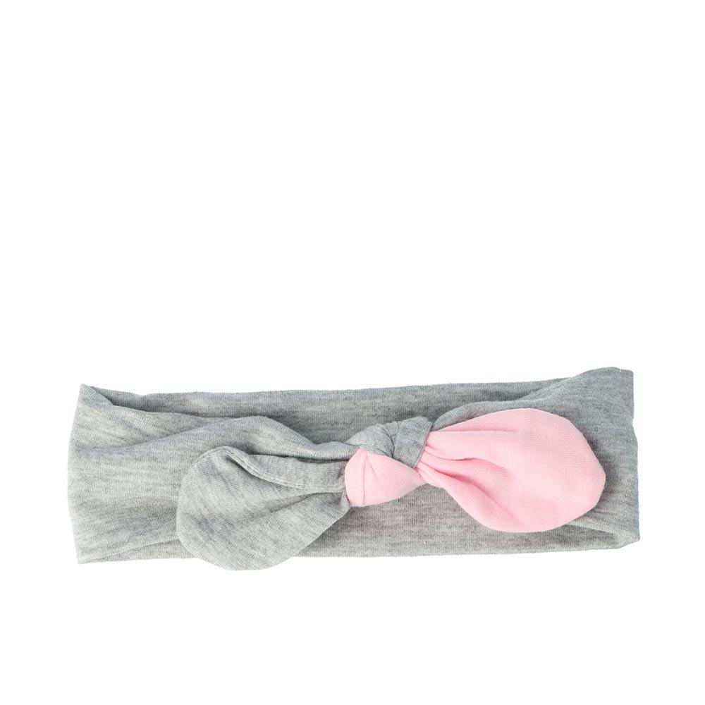 BANDA ELÁSTICA color gris-rosa