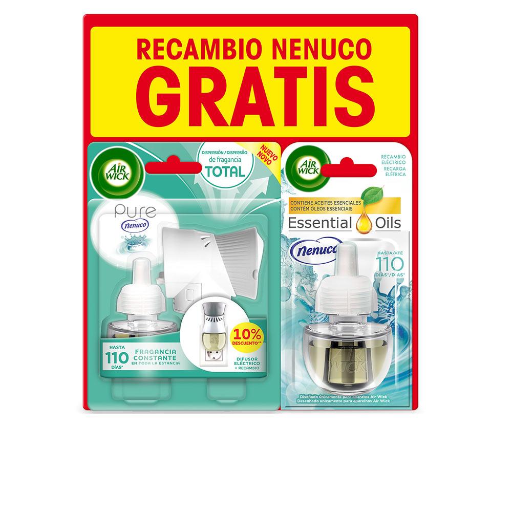 AIR-WICK AMBIENTADOR ELÉCTRICO COMPLETO #NENUCO SET