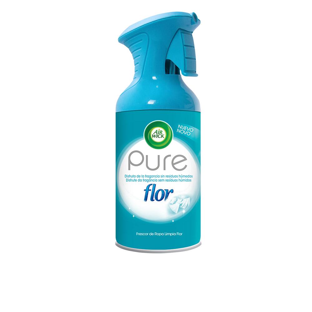 AIR-WICK PURE ambientador spray #frescor ropa limpia