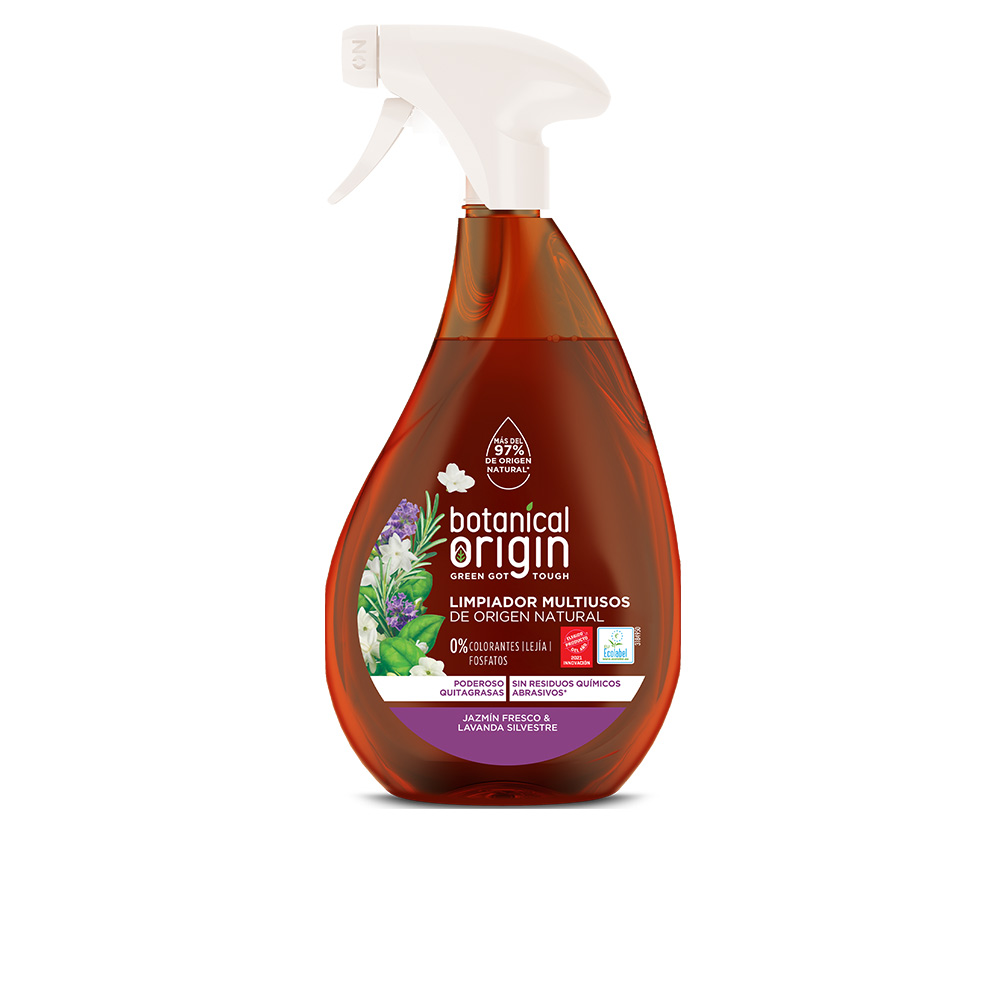 LIMPIADOR MULTIUSOS NATURAL jazmín & lavanda spray
