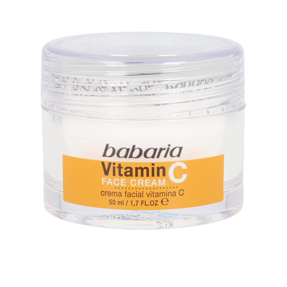 VITAMIN C crema facial antioxidante