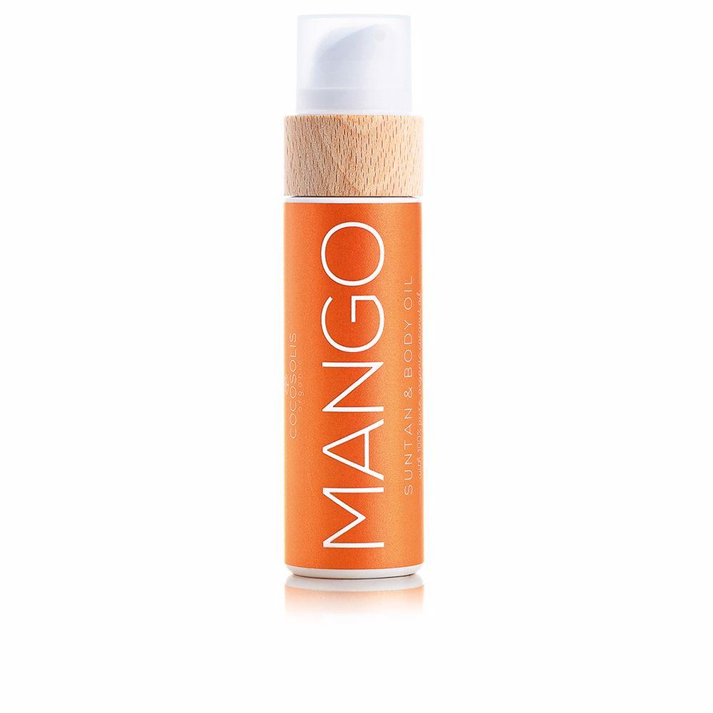MANGO sun tan & body oil