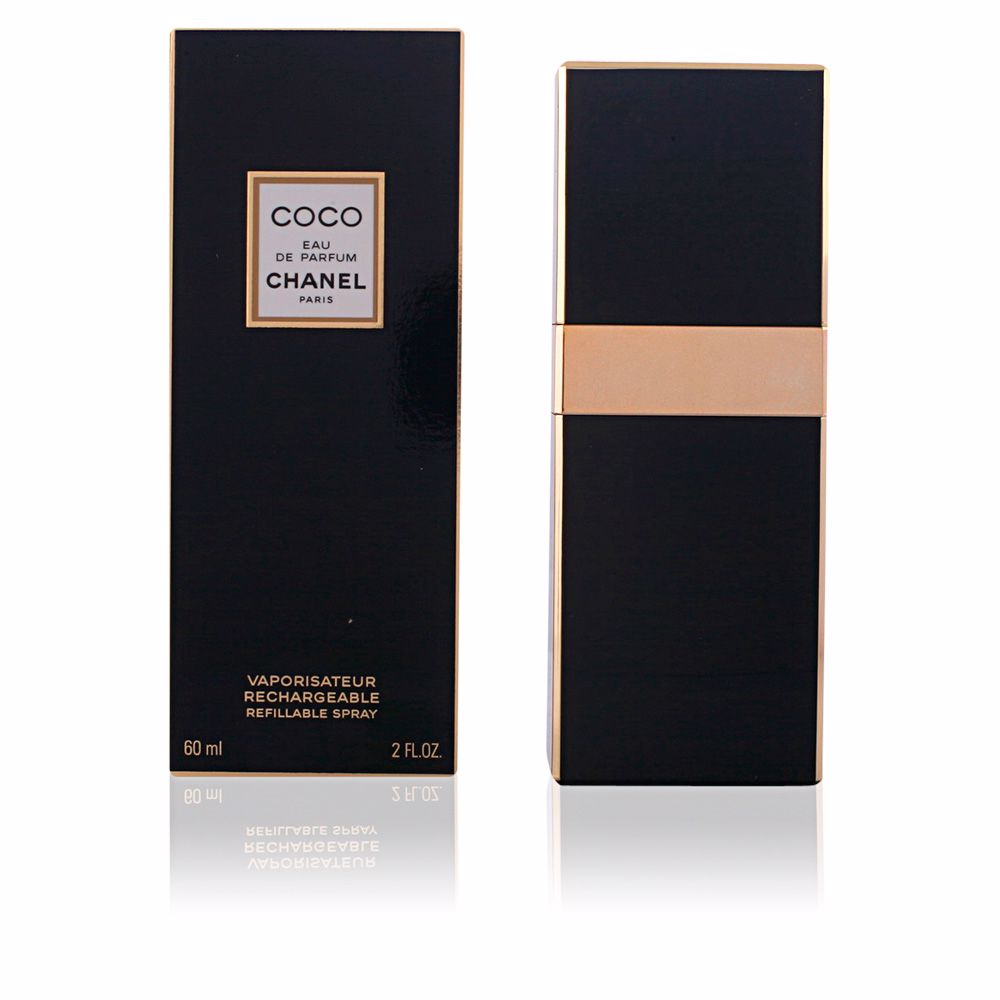 Chanel Type of Perfume COCO eau de parfum refillable spray products ... 3bc2b410156d