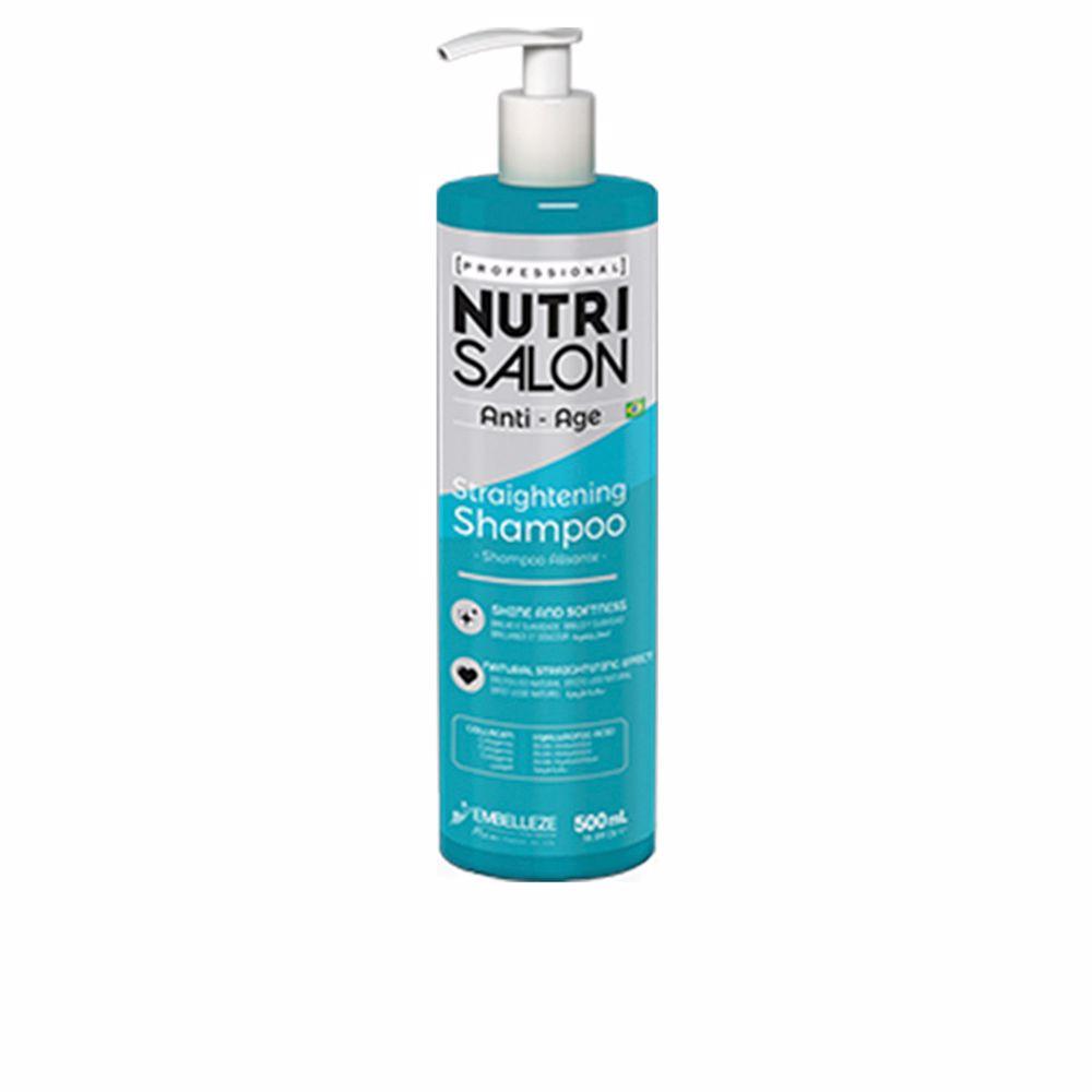 NUTRI SALON anti-age straightening shampoo
