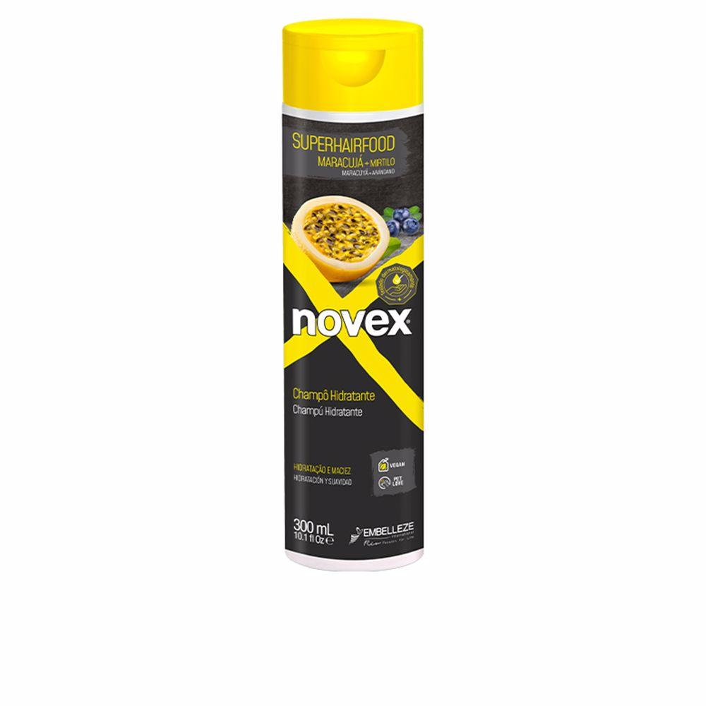 SUPERFOOD MARACUJA & MIRTILO shampoo