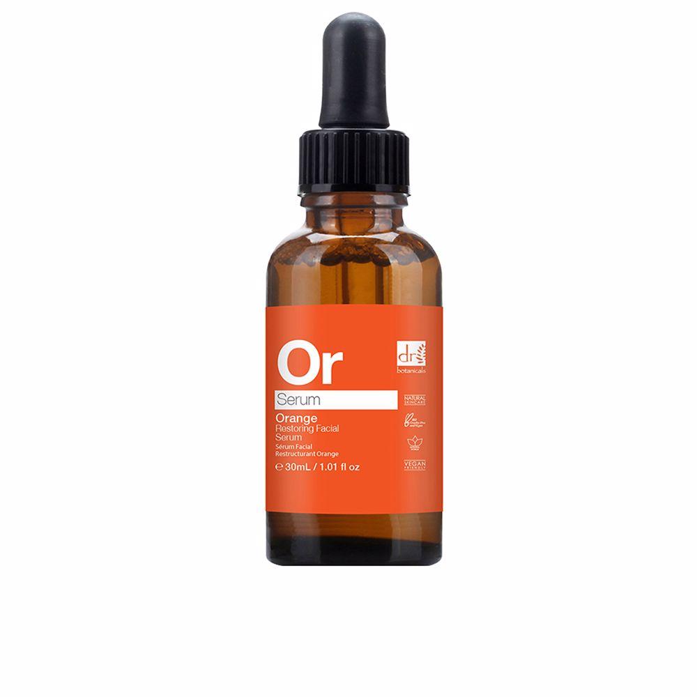 ORANGE restoring facial serum