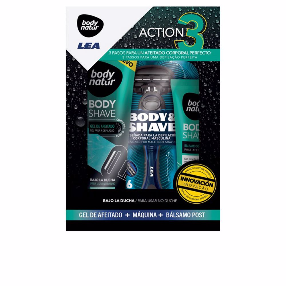 BODY SHAVE LOTE