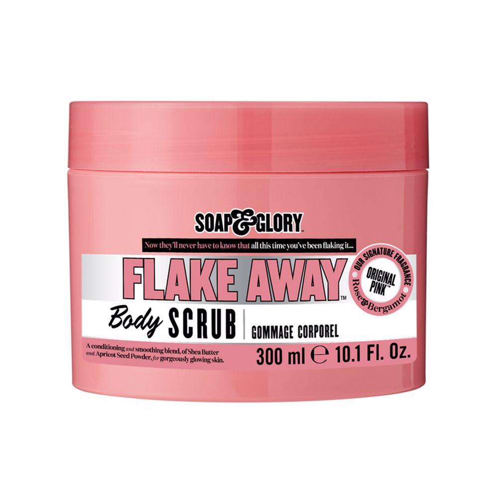 FLAKE AWAY body scrub