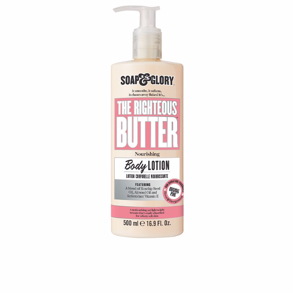 THE RIGHTEOUS BUTTER body lotion