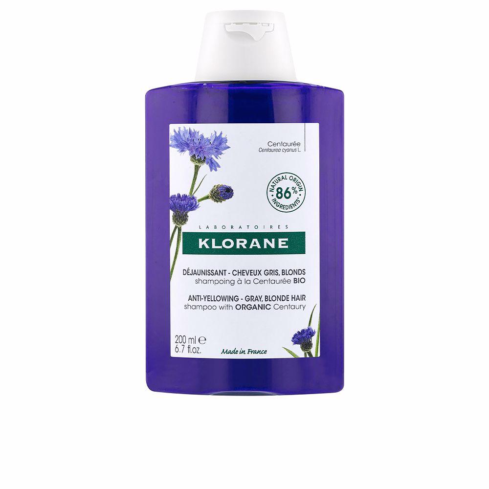 DÉJAUNISSANT Shampoing à la Centaurée