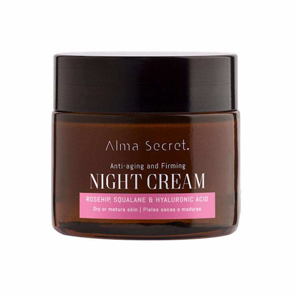 NIGHT CREAM multi-reparadora antiedad pieles sensibles