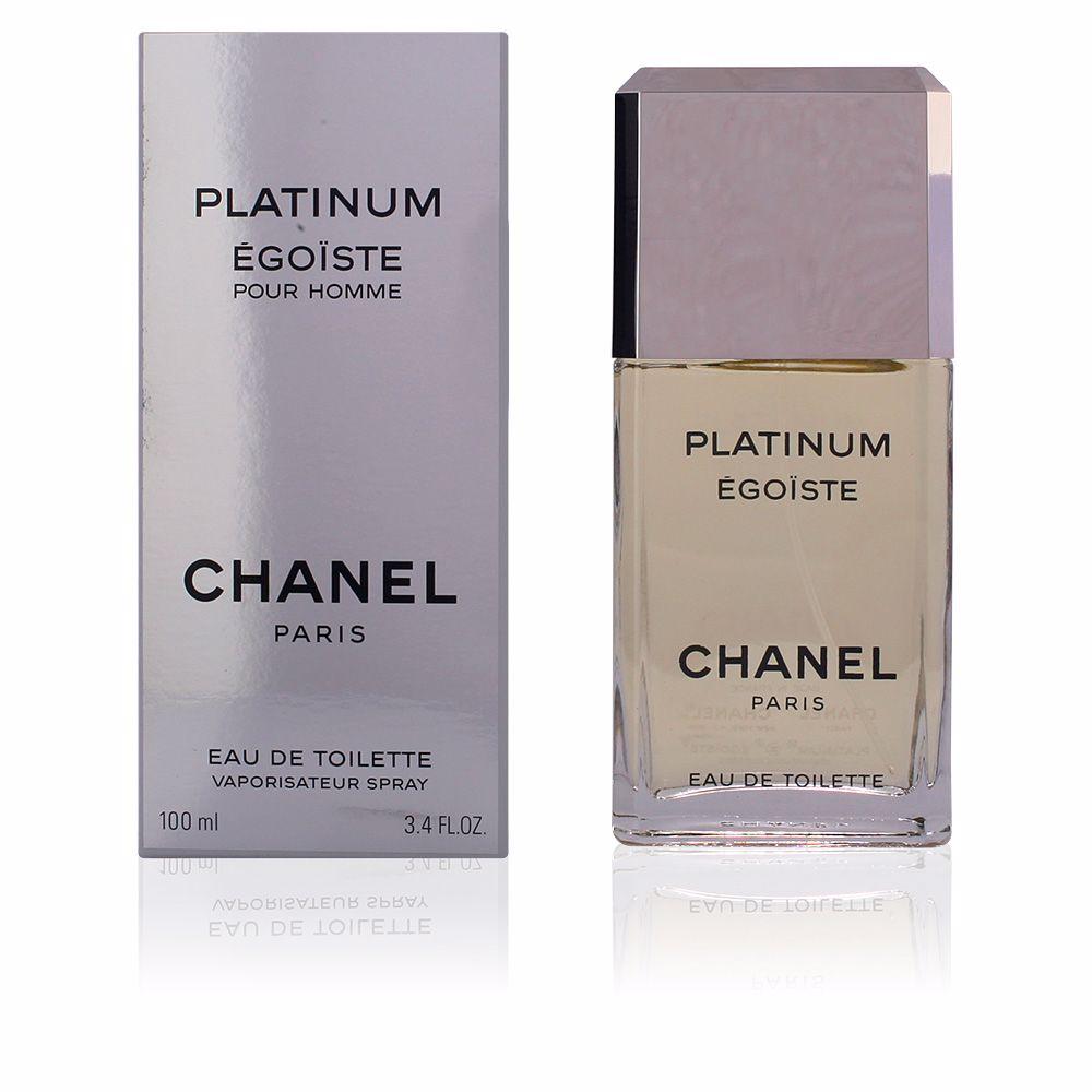1724fafe5f0 ÉGOÏSTE PLATINUM eau de toilette vaporizador Chanel Eau de Toilette ...