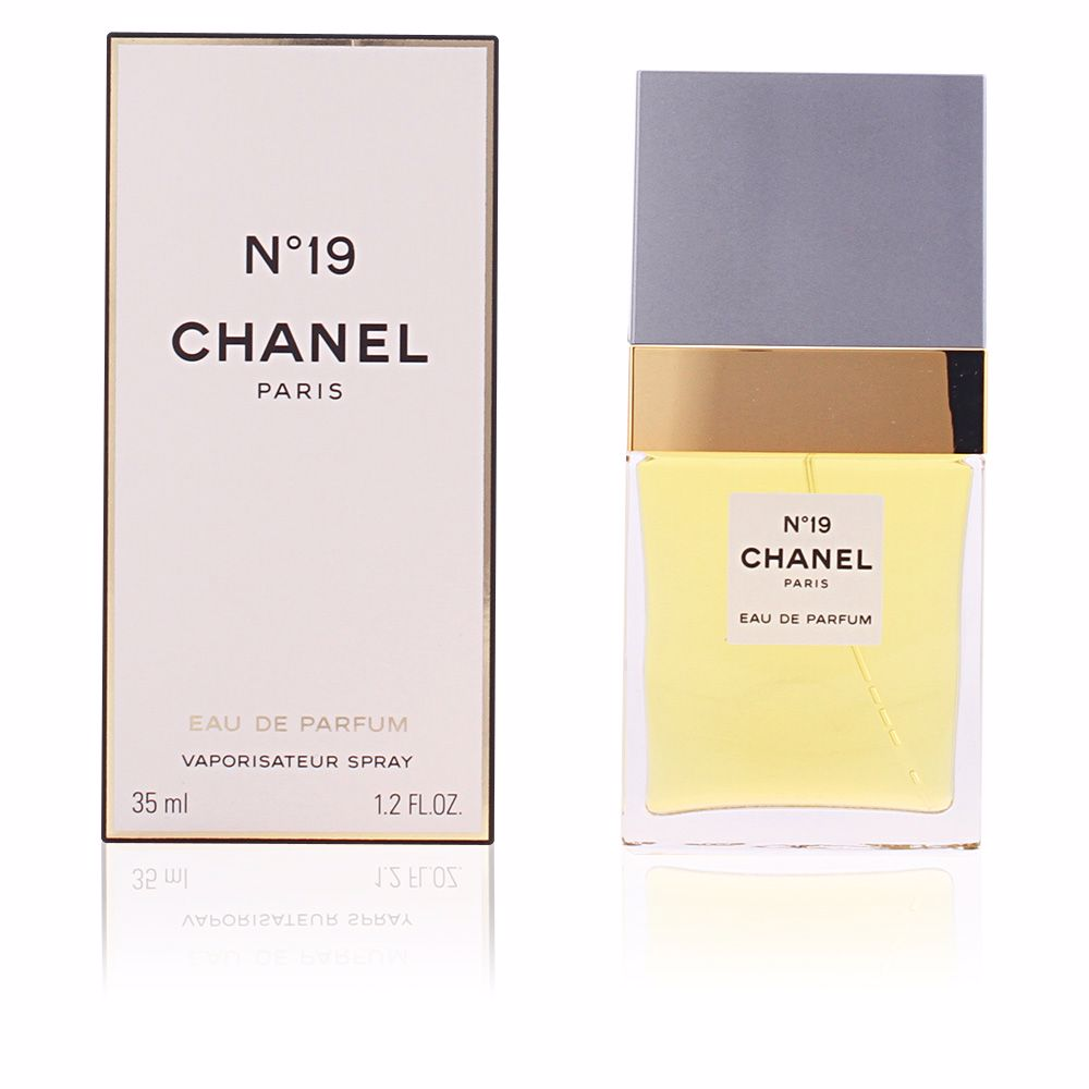 n 19 eau de parfum vaporizador chanel eau de parfum precio online perfumes club. Black Bedroom Furniture Sets. Home Design Ideas