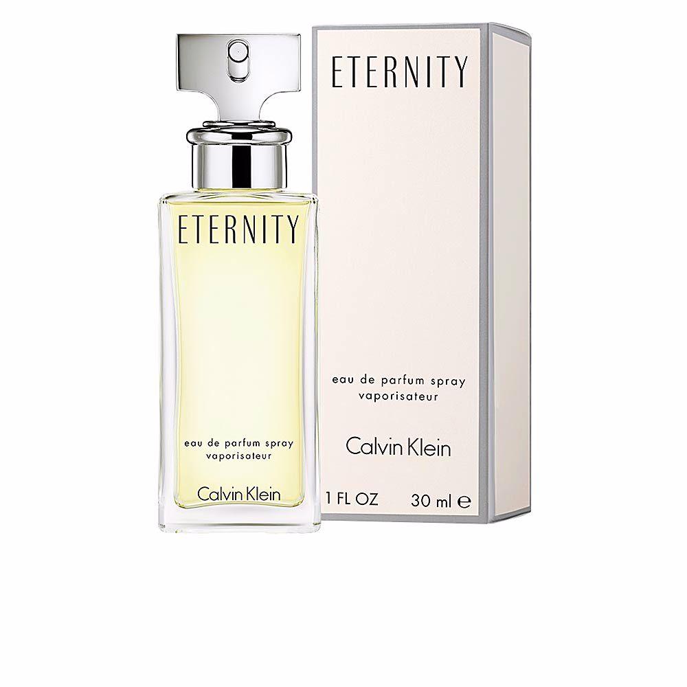 ETERNITY eau de parfum vaporizador