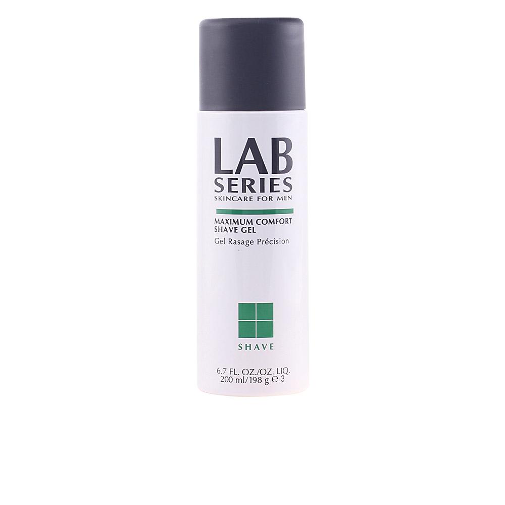 LS maximum comfort shave gel