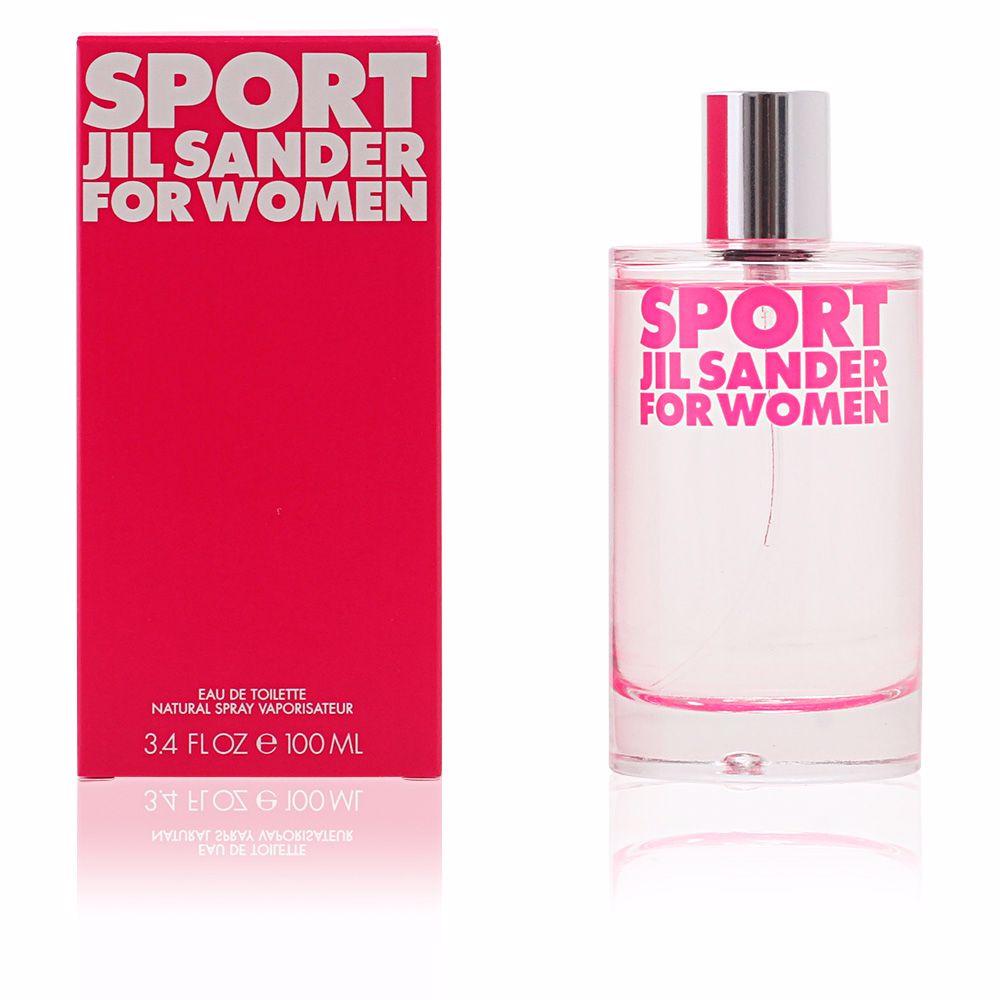 Jil Sander Eau de Toilette SPORT FOR WOMEN eau de toilette spray ... f459eb4c4