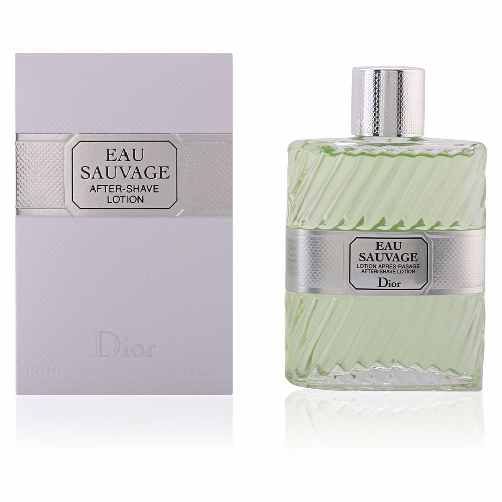 EAU SAUVAGE after-shave lotion
