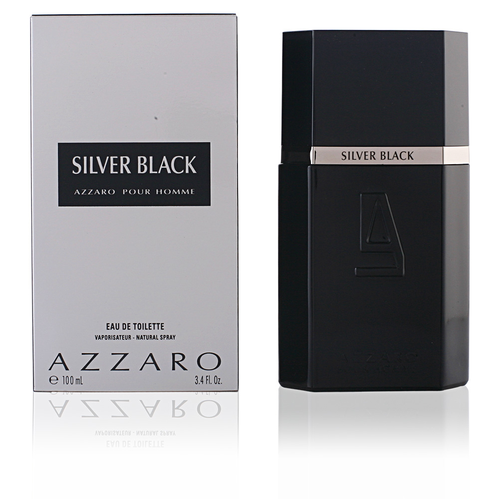 SILVER BLACK eau de toilette spray