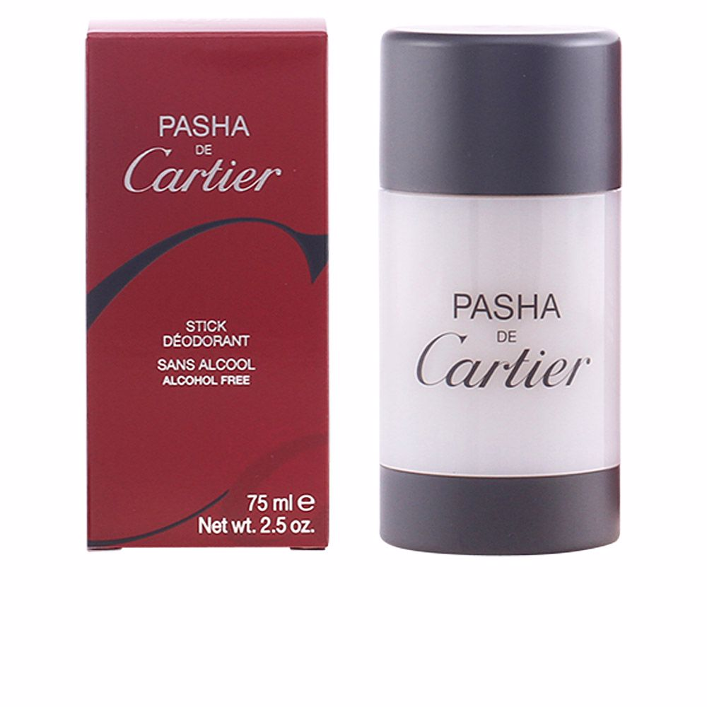 PASHA deodorant stick alcohol free