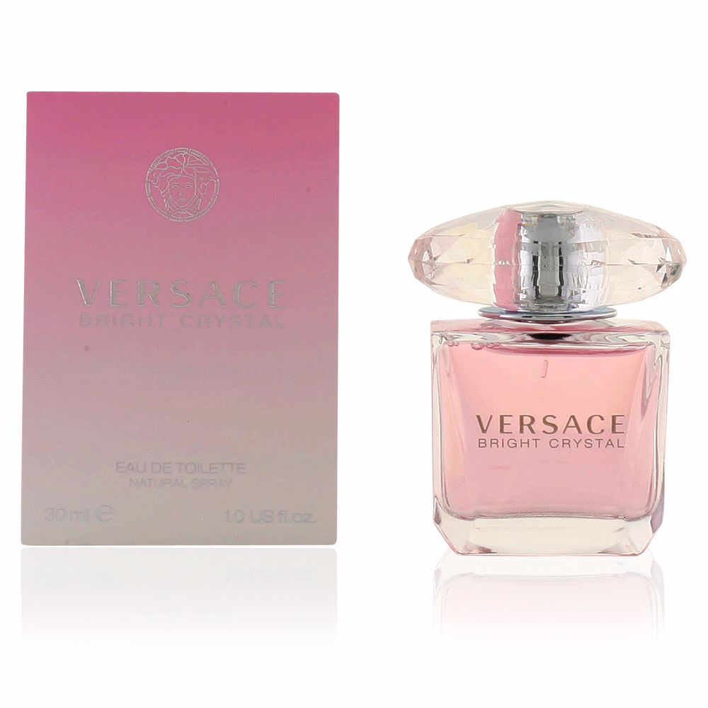Versace Eau de Toilette BRIGHT CRYSTAL eau de toilette spray products - Perfume's Club
