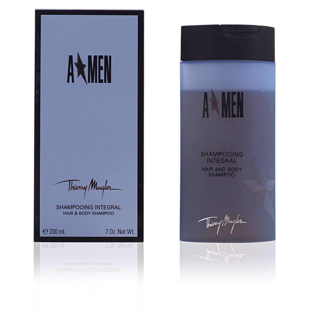 A*MEN hair & body shampoo