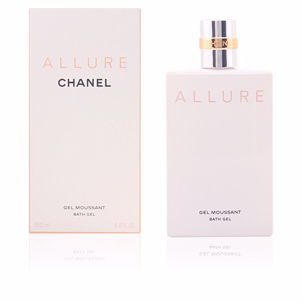04f4a8f5abb Chanel Shower Gels ALLURE gel moussant products - Perfume s Club