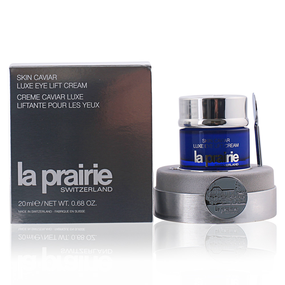 la prairie cosm tique visage cr me caviar luxe liftante pour les yeux sur perfume 39 s club. Black Bedroom Furniture Sets. Home Design Ideas