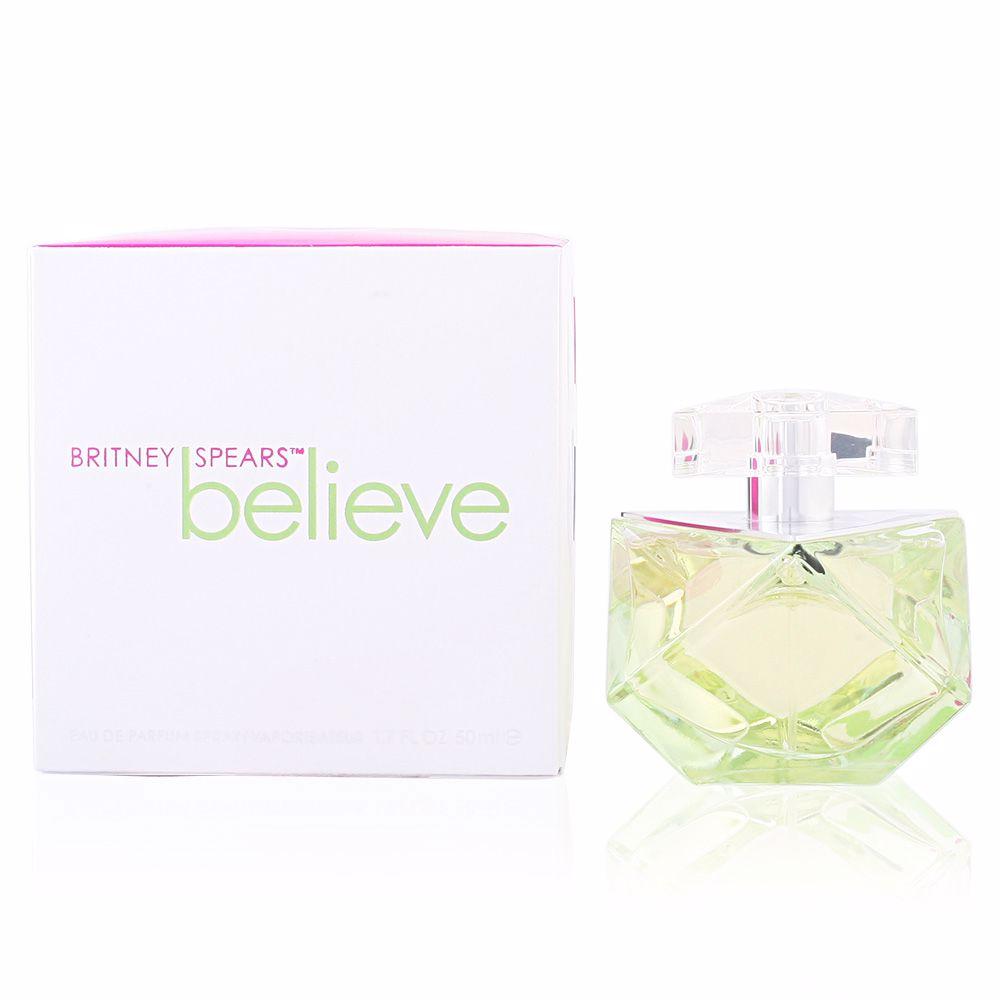Believe eau de parfum vaporizador 50 ml