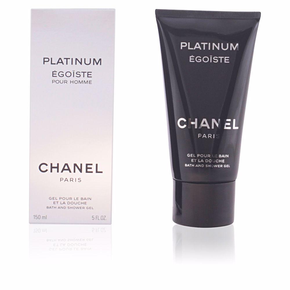 ÉGOÏSTE PLATINUM bath and shower gel