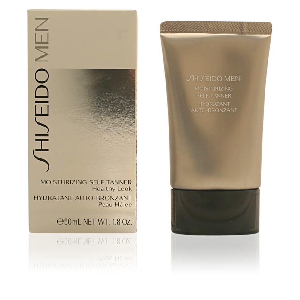 MEN moisturizing self-tanner