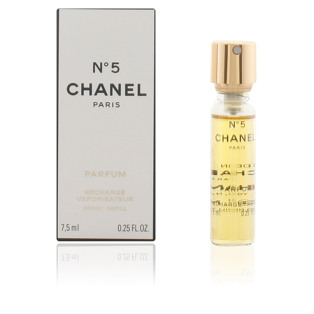 707a370e740e Chanel Type of Perfume Nº 5 parfum purse spray refill products ...