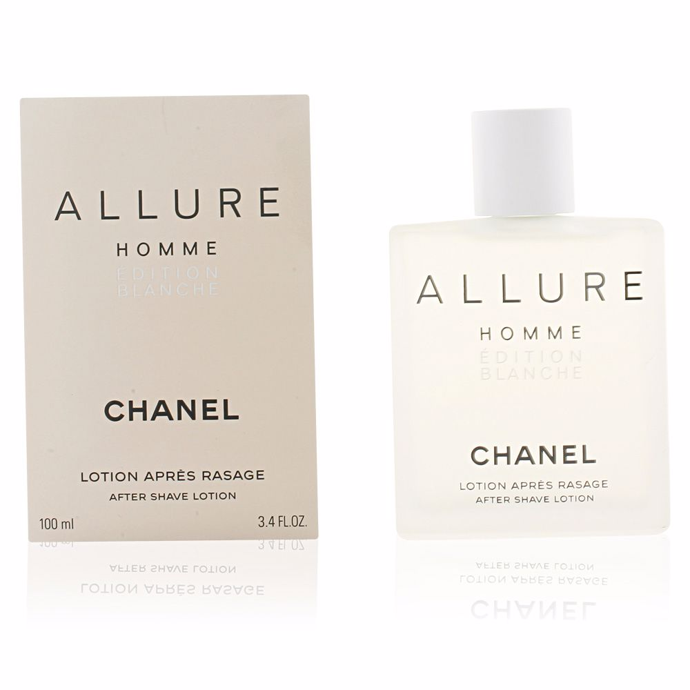 ALLURE HOMME EDITION BLANCHE lotion après-rasage