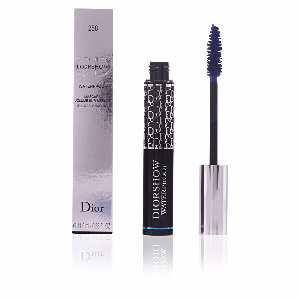 dior mascaras diorshow mascara waterproof sur perfume 39 s club. Black Bedroom Furniture Sets. Home Design Ideas