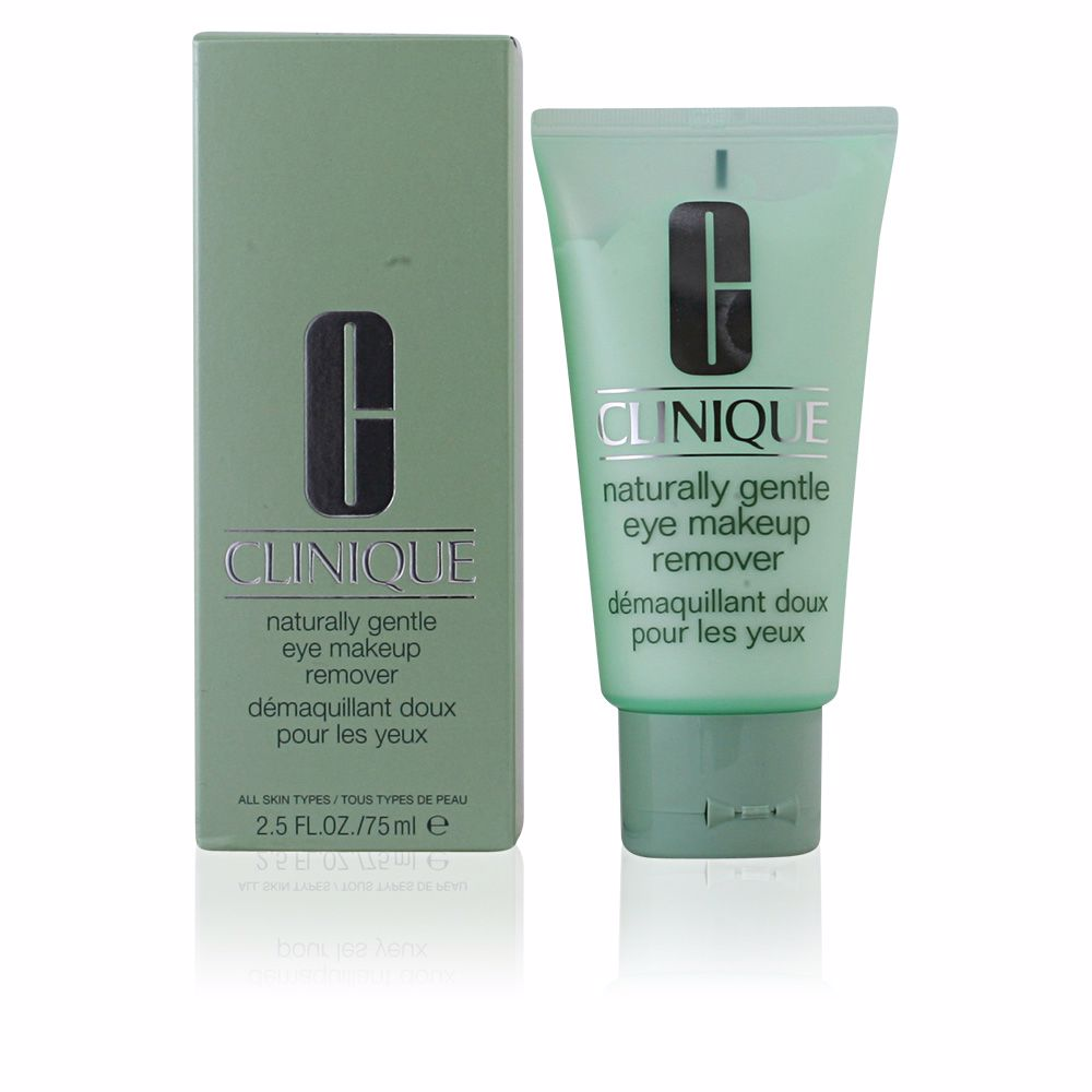 NATURALLY GENTLE eye make up remover