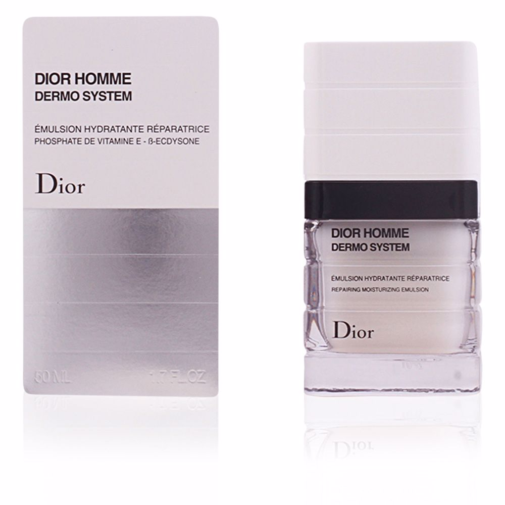 HOMME DERMO SYSTEM repairing mosturizing emulsion