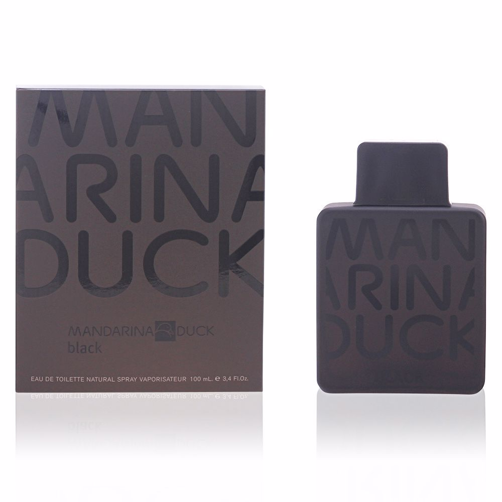 MANDARINA DUCK MAN BLACK