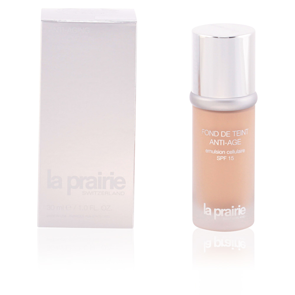 ANTI-AGING foundation a cellular emulsion SPF15