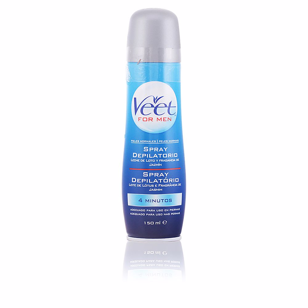Veet Depilatory Cream Veet Men Spray Depilatorio Corporal Piel