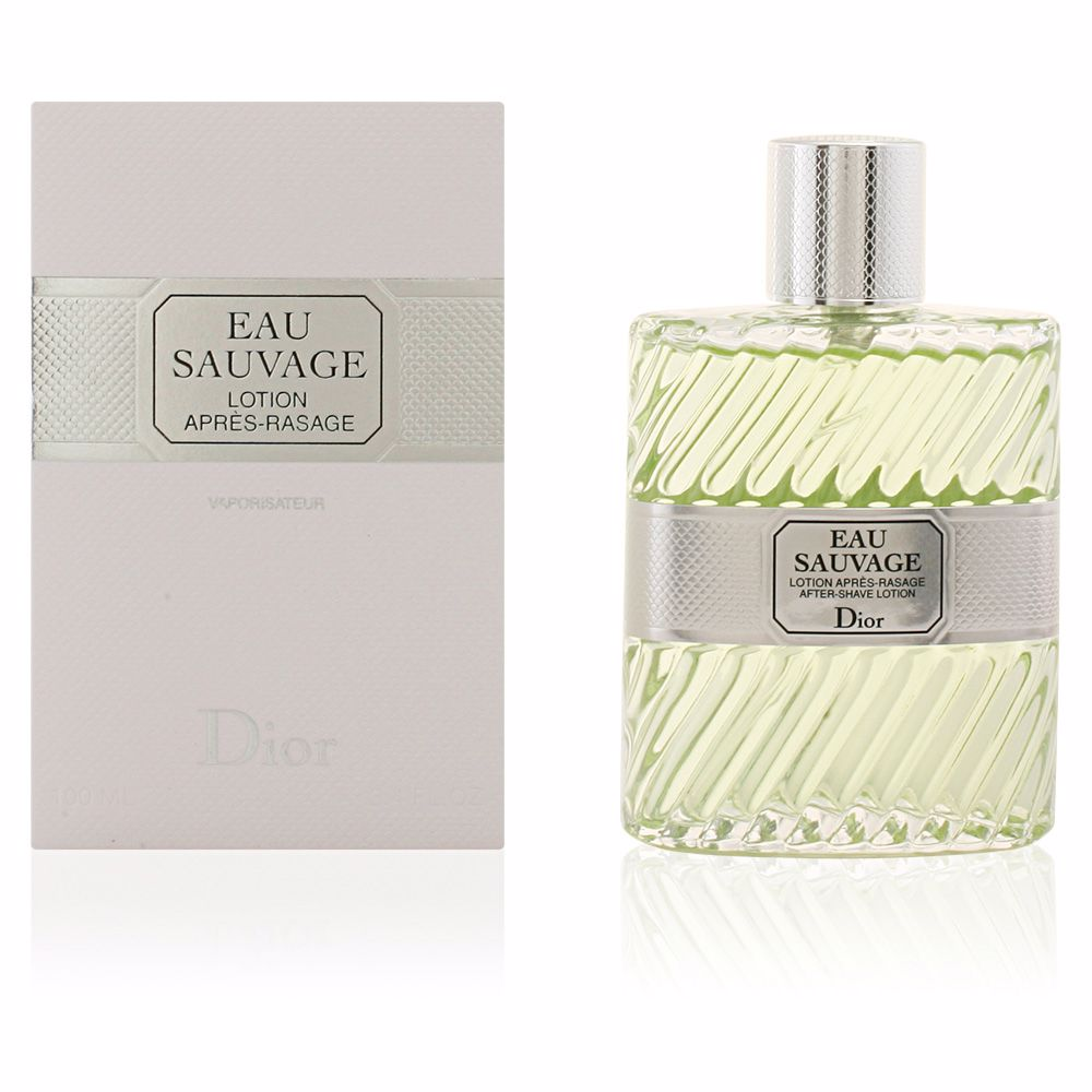 EAU SAUVAGE after-shave lotion spray