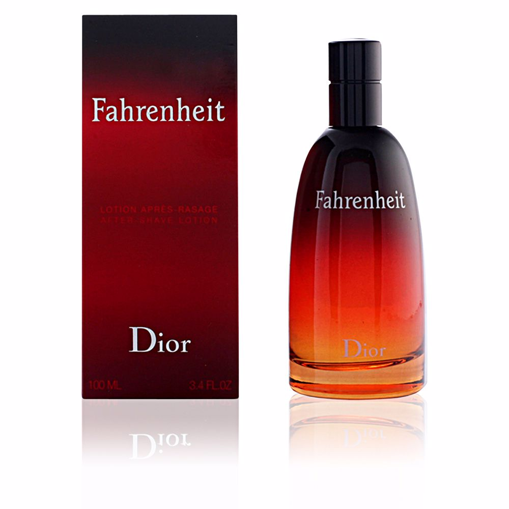 FAHRENHEIT after-shave lotion spray