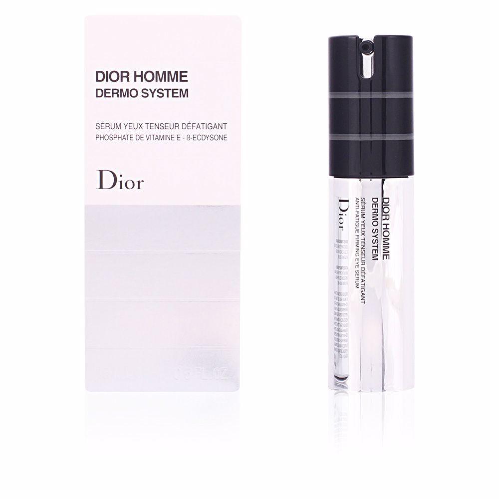 HOMME DERMO SYSTEM anti-fatigue firming eye serum