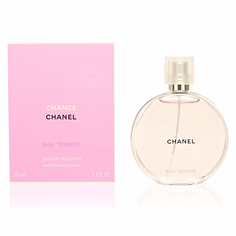chanel eau de toilette chance eau tendre edt spray products perfume 39 s club. Black Bedroom Furniture Sets. Home Design Ideas