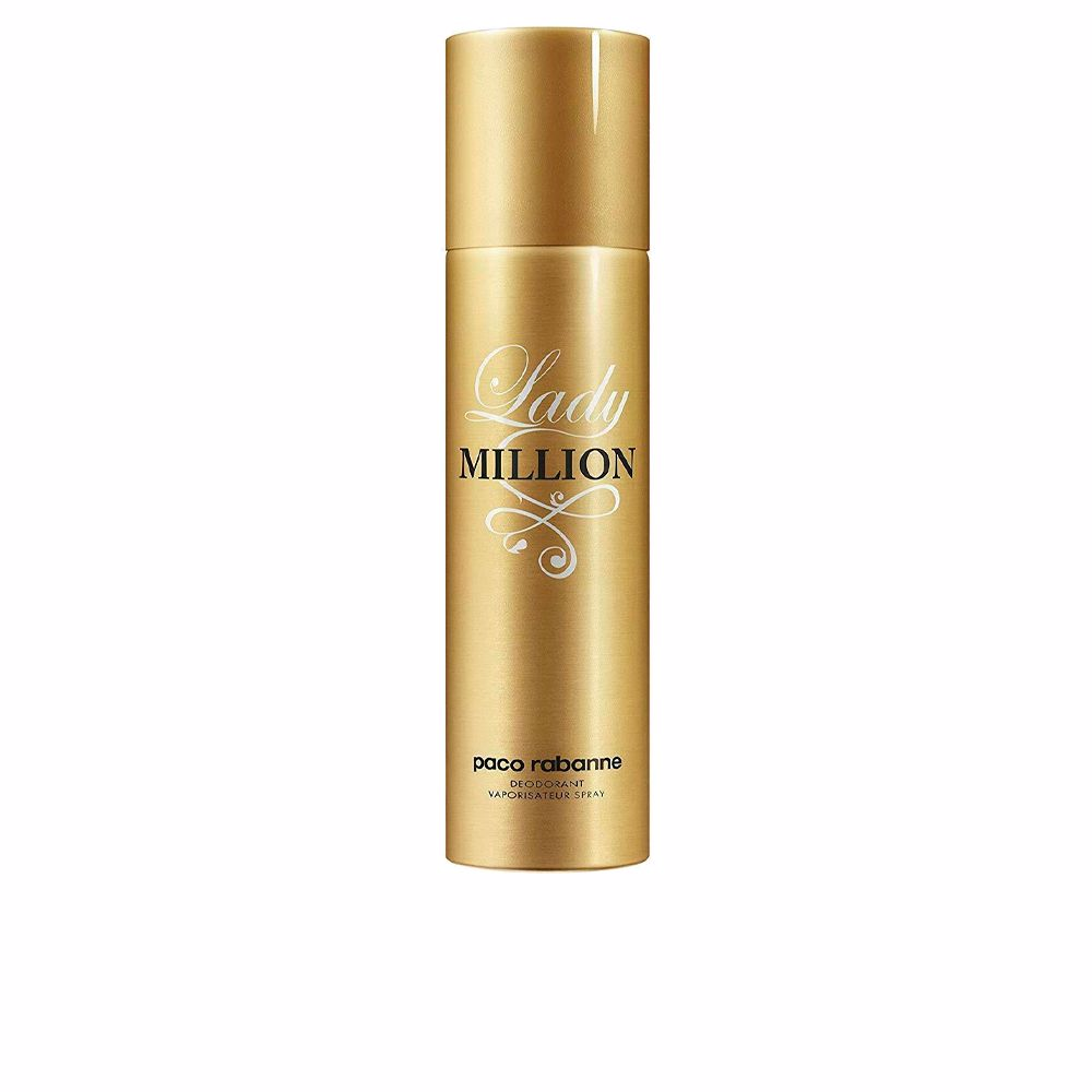 LADY MILLION deodorant spray