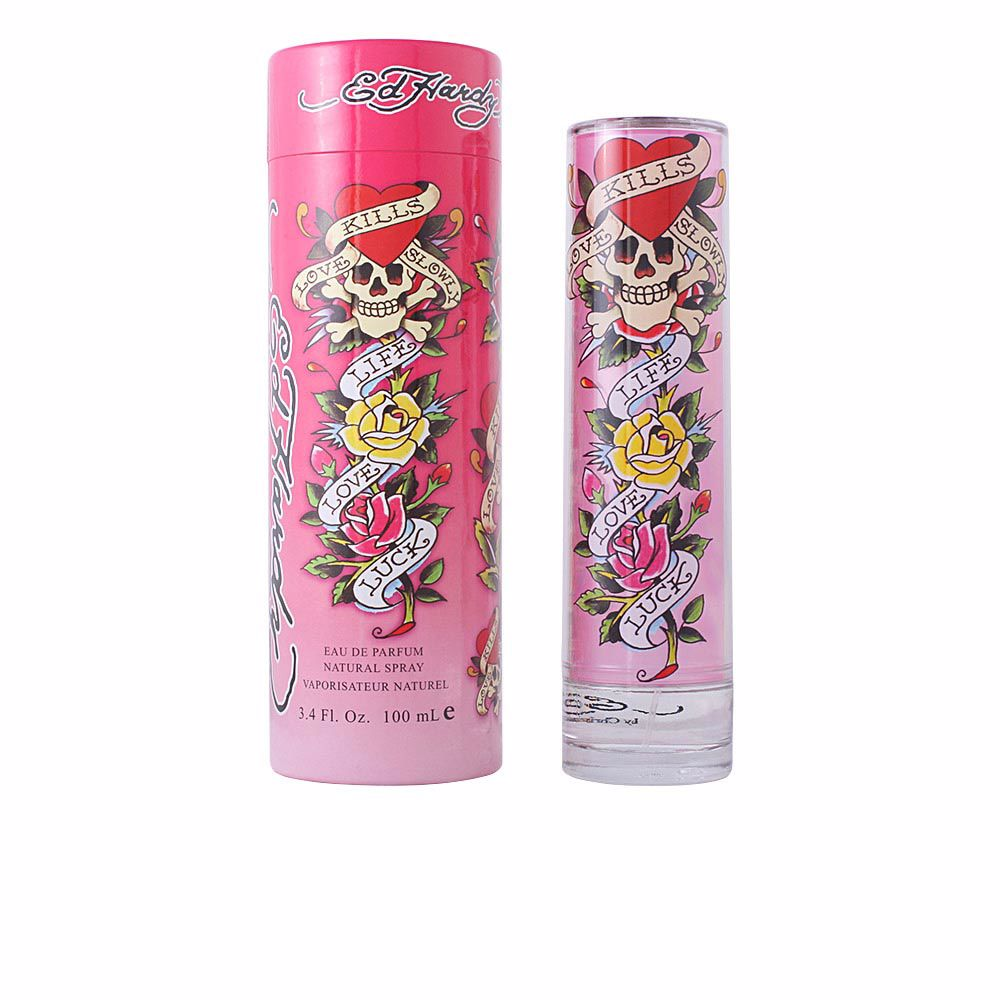 Ed Hardy Eau de Parfum ED HARDY WOMAN eau de parfum spray products ...