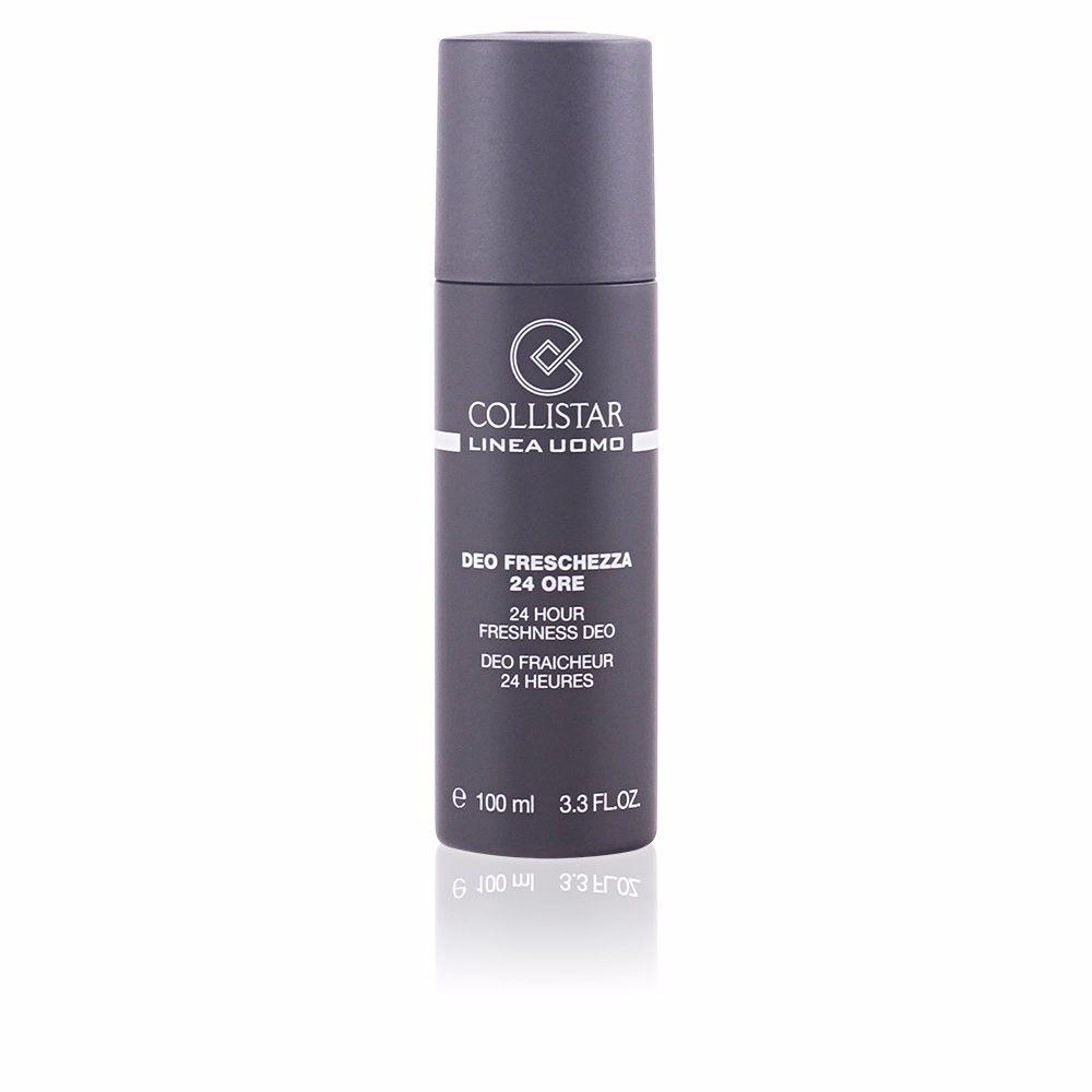 LINEA UOMO 24 hour freshness deodorant spray