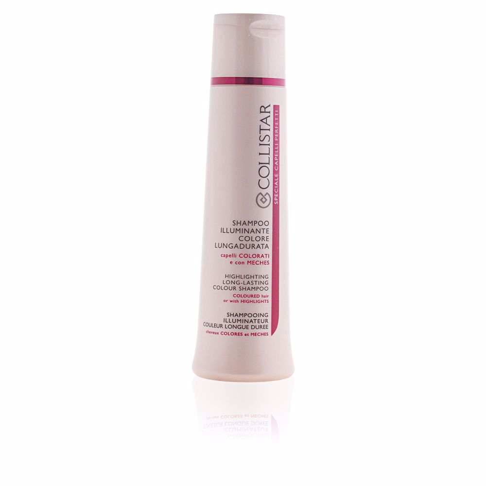 PERFECT HAIR highlighting colour shampoo